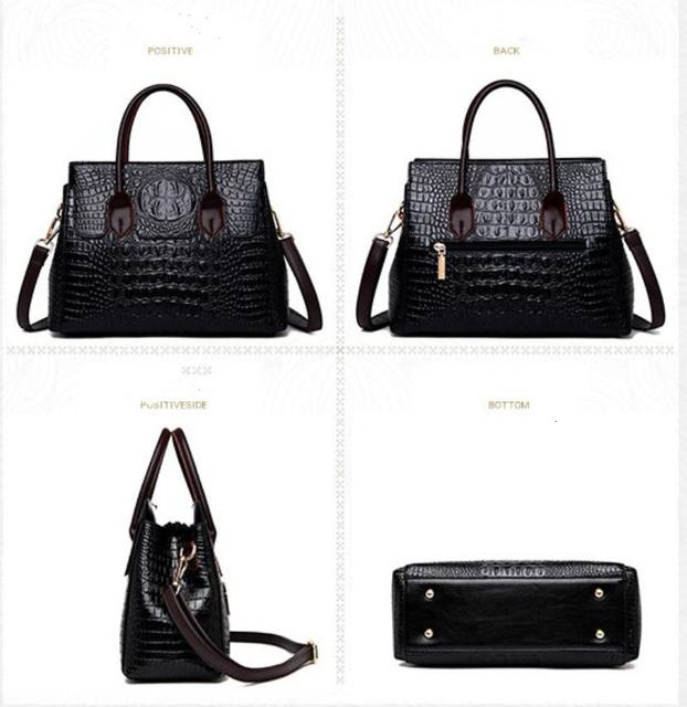 Bag Casual Women – Alligator Leather