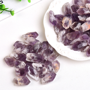100% Natural Crystal Brazil Amethyst Irregular Ore Crystal Repair Rock Mineral Specimen Collection Aquarium And Home Decor Gifts
