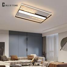 Современные акриловые светодиодный Потолочные светильники для