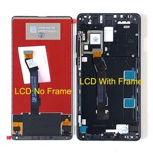 "Image 1 - 5.99"" Original M&Sen For Xiaomi Mi Mix 2 mix2 Lcd Screen Display+Touch Panel Digitizer Frame For Xiaomi Mi Mix Evo ROM 6GB lcd"