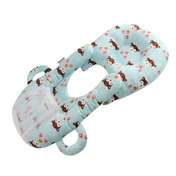 Almohada para amamantar, protección de cuello y cabeza, Almohada de lactancia infantil...