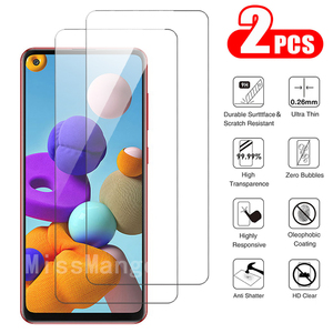 Tempered Glass for Samsung A01