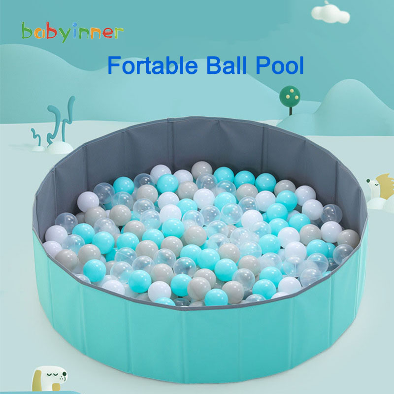 Baby Inner Portable Playpen Balls Pool For Baby Children Infant Baby Game Play Fence Indoor 120cm 100cm 80cm >6 Months