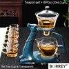 Teapot 6Pcs Cup