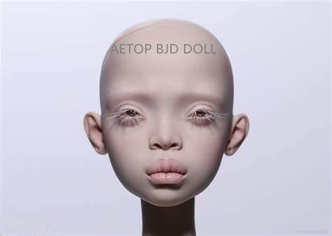 Aetop bjd boneca irmã dollenola russa boneca coleção presentes