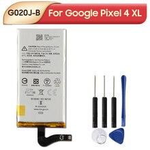 Batterie de remplacement originale pour téléphone Google Pixel 4 XL, 3700mAh