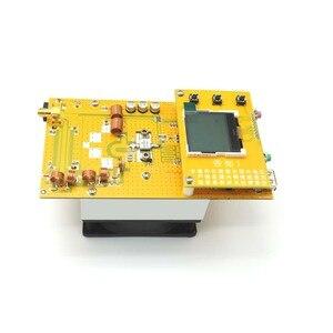 Image 4 - 30W PLL Stereo FM Transmitter 76M 108MHz 12V Digital LED Radio Station module with heatsink fan D4 005