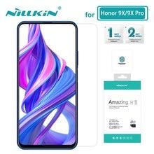 กระจกนิรภัยสำหรับ Huawei Honor 9X/9X Pro NILLKIN Amazing H + PRO 0.2MM ป้องกันหน้าจอ Huawei Honor 9X แก้ว