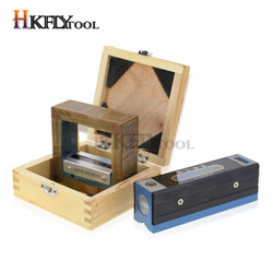 High Precision 0.02mm/0.05mm 100/150/200/250/300mm Industry Mechanical Frame level Bar Level Meter Measuring Tools