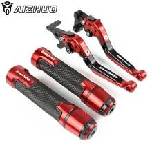 Für HONDA CBR 1100XX CBR1100XX CBR 1100 XX 1997 2007 2006 2005 Motorrad Folding Erweiterbar Bremse Kupplung Hebel + hand Griffe
