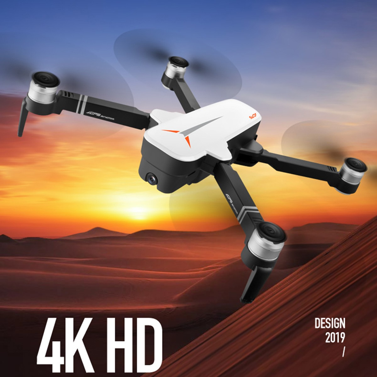 X9 Drone 4K HD GPS Drone WiFi Fpv Quadcopter Brushless Motor Servo Camera Intelligent Return Drone With Camera