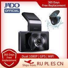 Jado d330 видеорегистратор Автомобильная запись камера dashcam
