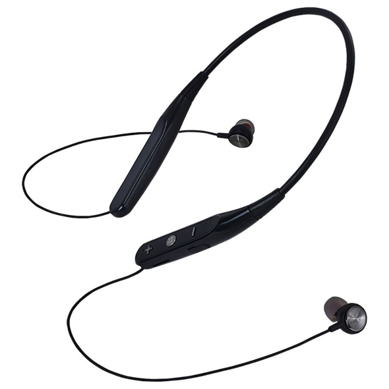 Sport Neckband Bluetooth Earphones Wireless Headphones Support TF Card Earbuds Headset with Mic for iPhone Xiaomi