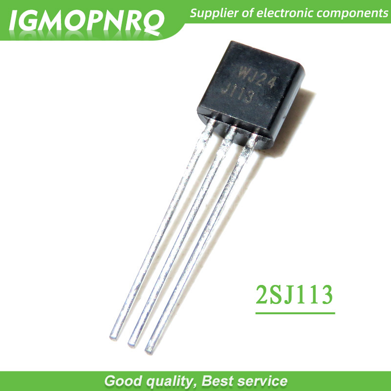 Free Shipping 10pcs/lot J113 2SJ113 TO-92 FET New Original
