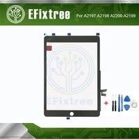 جديد A2197 A2198 A2200 A2199 شاشة لمس محول الأرقام لباد برو 10.2 شاشة LCD الزجاج الأمامي استبدال إصلاح أجزاء 2019