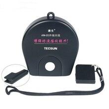 TECSUN anten AN05/AN03 harici anten radyo alıcısı klip TECSUN PL 310ET PL 660 PL 380 PL 606 PL 505 PL600 FM/SW radyo