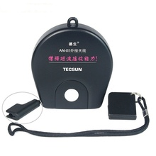 TECSUN antena externa AN05/AN03 para receptor de Radio, Clip, para TECSUN PL 310ET, PL 660, PL 380, PL 606, PL600, FM, SW