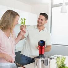 Vacuum-Heater Vide Cooker 3rd-Generation Temperature Smart-Wifi-Control Sous Immersion Circulator
