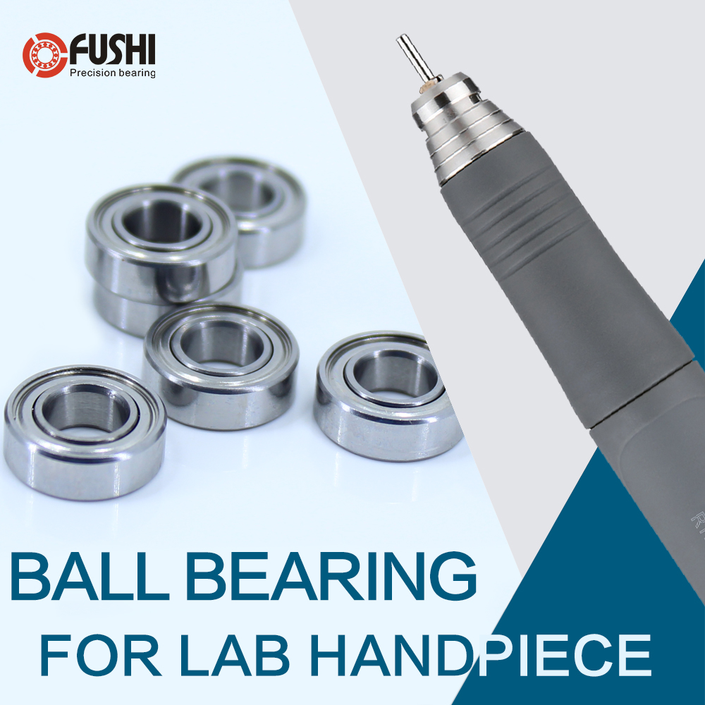 MR126ZZ Handle Bearings 6x12x4 Mm For Strong Drill Brush Handpiece MR126 ZZ Nail Ball Bearing