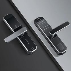 Cerdas Kunci Pintu Kunci Biometrik Tanpa Kunci Akses Kunci Sidik Jari