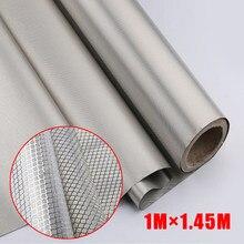 Proteção condutora rfid emf da tela de proteção da tela de proteção da radiação-resistente à radiação