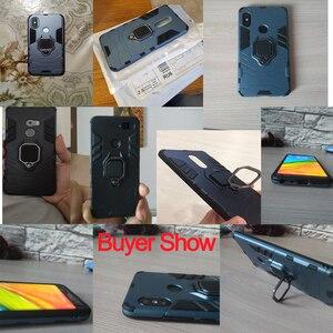 Image 5 - NORTHFIRE противоударный чехол для Xiaomi Redmi Note 5/6 pro 4/4X автомобильный держатель Магнитный чехол для Xiaomi mi A1/A2 mi x 2 S 5X/6X mi 8 Lite redmi note 5 чехол