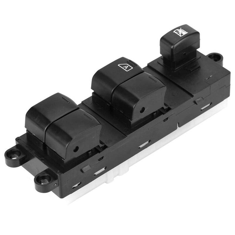 Power Master Window Switch Electric Power Window Lifter Control Switch For Navara Pathfinder Nissan 25401-Bb65B