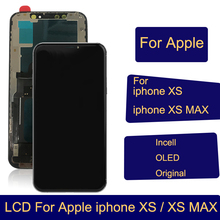 OLED Display For iPhone Xs Max Lcd Touch Screen Replacement Factory Quality Screen LCD For iPhone Xs Display