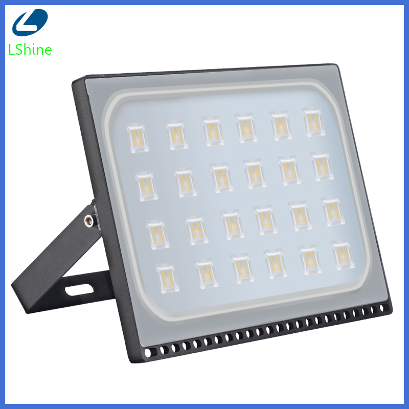 150W AC220-240V LED FloodLight Reflector LED Flood Light Waterproof IP65 Spotlight Wall Outdoor Lighting Warm White Cold White