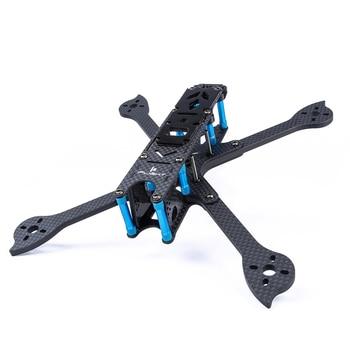 iFlight XL5 V4 True X FPV Racing Frame 227mm Wheelbase 3K Carbon Fiber Airframe for DIY RC Drone Quadcopter diy mini fpv f2 mito 210 pure carbon fiber 210mm frame unassembled for diy racing drone quadcopter