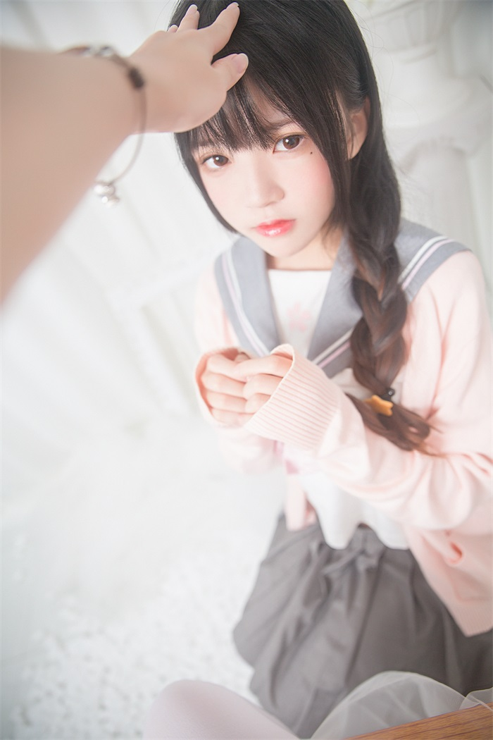 桜桃喵 – 双人本,萝莉风COS  [22P/577MB]插图(2)