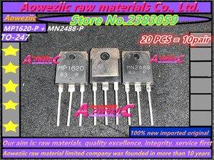 Image 1 - Aoweziic 100% neue importiert original MP1620 P MN2488 P MP1620 MN2488 ZU 247 Audio Power Verstärker Transistor