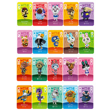Amiibo Card Ns Game Serie 4 (321 Tot 360) Animal Crossing Kaart Werken Voor