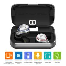 Mifo O5 Bluetooth 5.0 True Wireless Earbuds Balanced Bluetooth Earphone Sport Stereo Earphones with Charging Box