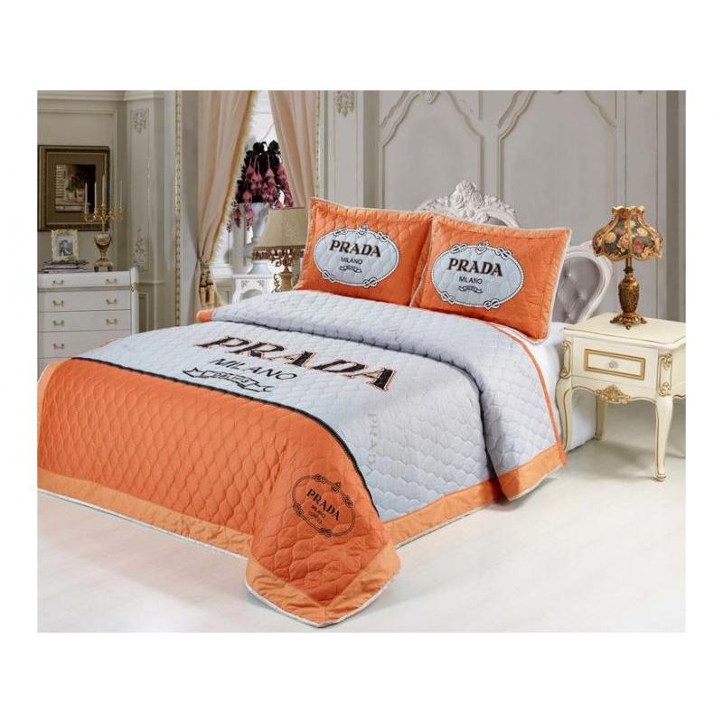 Bedspread euro Tango, 180/5-01, 220*240 cm, with наволочками bedspread euro tango steamed cotton 3d 2224 03 220 240 cm