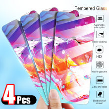 4Pcs Tempered Glass For Samsung Galaxy A80 A70 A60 A50 A40 A30 A20 A10 Screen Protector Protective Glass For Samsung M30 M20 M10(China)