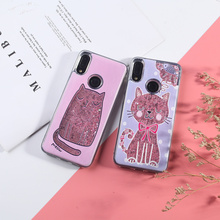 Liquid Glitter Case For Xiaomi Redmi Note 7 5 Pro 4 4X 5 Plus Dynamic Quicksand Case For Redmi 4X 4A 5A S2 TPU Phone Back Cover все цены