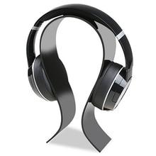 New Fashion Simple Gaming Cradle Acrylic Headset Stand Multifunctional Headphone Holder Bracket Display For Headphone