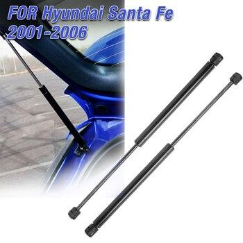 Tailgate Lift Supports Gas Strut Rod Arm Shocks Strut Bars Damper 1Pair For Hyundai Santa Fe 2001-2006 2001 2002 81771-26010