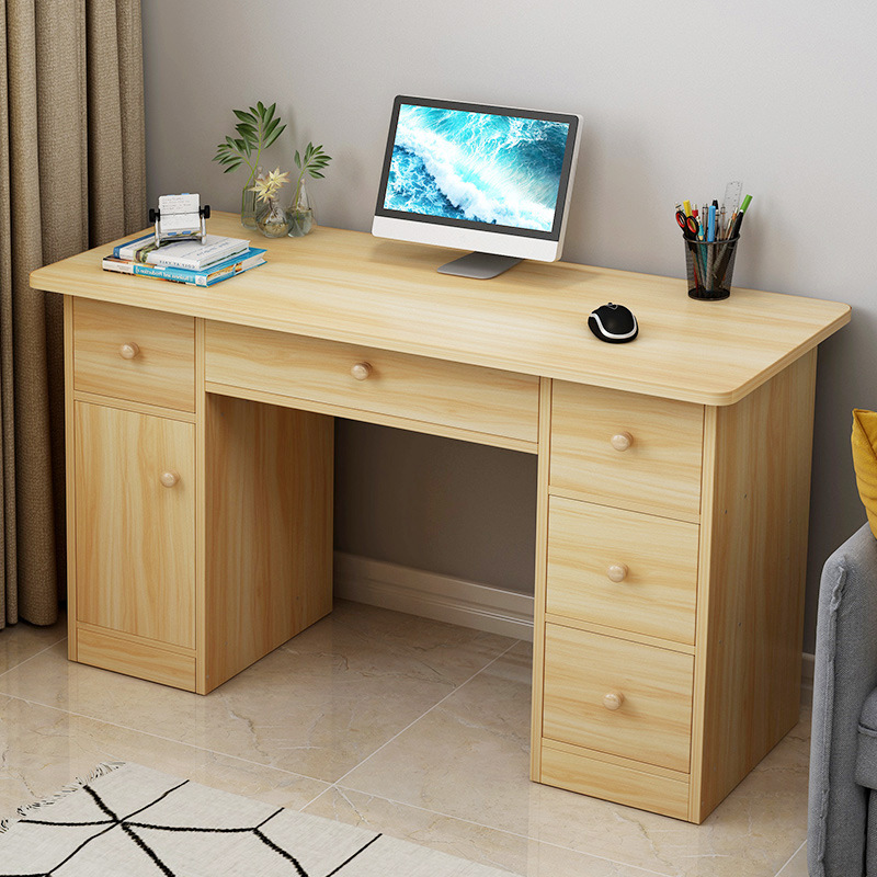 Desktop Computer Desk Household Economical Simple Small Desk Dormitory Students Learning Writing Desk Bedroom Office Table