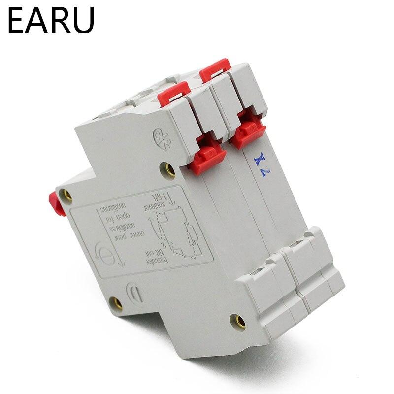 H36782d3d35df4e0d83f599776a032902d - DZ47 1-4 Pole 3A/6A/10A/16A/20A/32A/40A/50A/63A 400V C Type Mini Circuit Breaker MCB 35mm Din Rail Mount Breaking Capacity 6KA