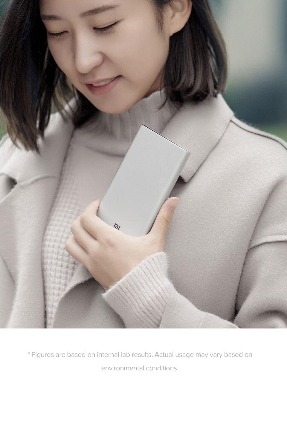 Аккумулятор Xiaomi Mi Power Bank 3 10000 PLM13ZM Fast Charge Version Недорогой внешний аккумулятор с быстрой зарядкой