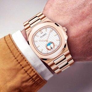 Image 1 - Zarif Patek izle son promosyon patlama modelleri Quartz saat iş dış ticaret sıcak erkek kol saati için noel hediyesi