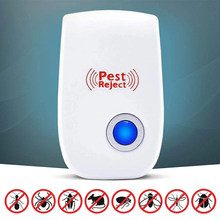 AIRMSEN Ultrasonic Pest Repeller Electronic Mosquito Repellent Mouse Rats Spiders Cockroach Insect Killer Pest Control