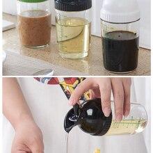Кухонное масло для соуса, уксуса, бутылка для соевого соуса, практичная Герметичная Бутылка для приправ, пыленепроницаемый масляный горшок, кухонные принадлежности, Прямая поставка