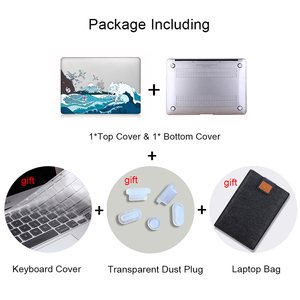 Image 4 - MTT Crystal Case For Macbook Air Pro 11 12 13 15 16 inch With Touch ID 2020 Plastic Hard Cover Laptop Bag a2289 a2251 a2179