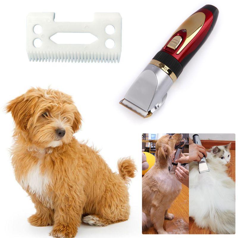 28 Teeth Zirconia Ceramic Cutting Blade Professional Pet Dog Cat Hair Clipper K1MF