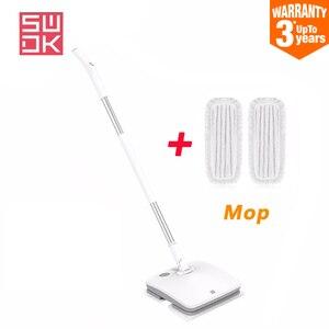 Image 1 - Original MIJIA SWDK D260 Handheld Electric Floor Mop For home Wireless Wiper Floor Window Washers Wet broom Vacuum Cleaner