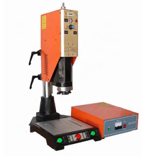 цена на 2600W 15KHZ ultrasonic plastic welding machine for making small plastic product with CE