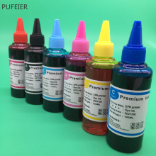 Based-Ink Epson Inkjet-Printer R300M R200 for R200/R220/R300/.. T0481-T0486-Dye 6pcs-X-100ml